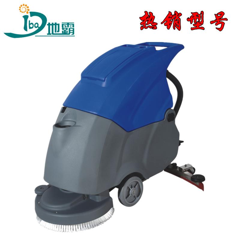 防城港洗地机-小型电瓶式洗地机OK500