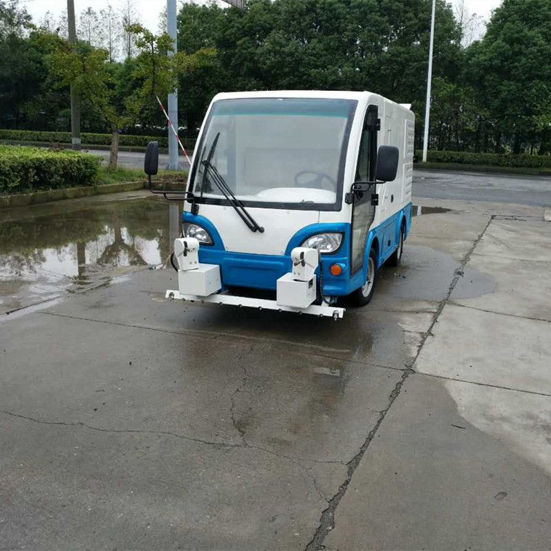 电动四轮高压清洗车DBCX-4201