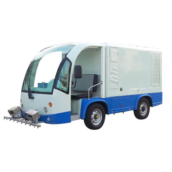 大容量高压清洗车DHWQX-2